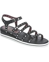 Marc By Marc Jacobs - Gena Women's Sandals In Black - Lyst