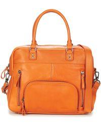 Nat Et Nin - Macy Women's Shoulder Bag In Orange - Lyst