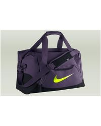 Nike - Fb Shield Duffel Men's Bag In Purple - Lyst