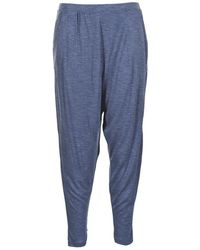 Bench - Drapeler 2 Women's Trousers In Blue - Lyst