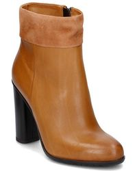 Gino Rossi - Yumiko Women's Low Ankle Boots In Brown - Lyst