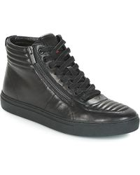HUGO - Futurism Hito Mtzp1 Shoes (high-top Trainers) - Lyst