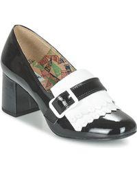 Miss L Fire - Stine Women's Court Shoes In Black - Lyst
