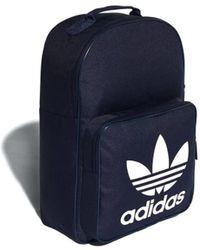 adidas - Mochila Trefoil Dj2171 Boys s Children s Backpack In Blue - Lyst 53b1ce7eff6cb