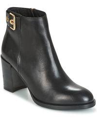 Tommy Hilfiger - Penelope Women's Low Ankle Boots In Black - Lyst