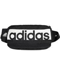adidas - Lin Per Waistbag Women's Hip Bag In Black - Lyst