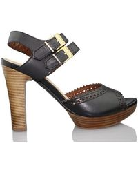 Martinelli - Isis Women's Sandals In Black - Lyst