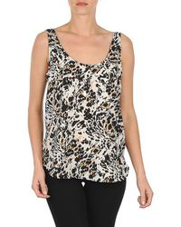 Billabong - Truly Women's Vest Top In Beige - Lyst