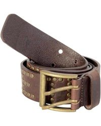 Le Temps Des Cerises - Ceinture First Chfirst00000p Brown Women's Belt In Brown - Lyst