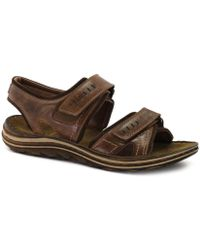 314e66cd23f Josef Seibel - Raul 19 Mens Casual Sandals Men s Sandals In Brown - Lyst