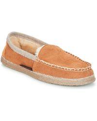 Giesswein - Mutzel Women's Slippers In Brown - Lyst