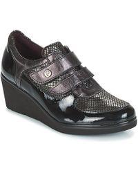 Pitillos - Laminado Women's Casual Shoes In Black - Lyst