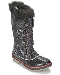 Sorel - Tofino Women's Snow Boots In Black - Lyst