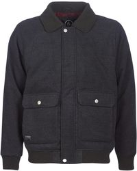 Volcom - Dom John Jkt Men's Jacket In Grey - Lyst