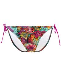 Carla Bikini - Multicolour Brazilian Bikini Swimsuit Deep Sandbar Women's Mix & Match Swimwear In Multicolour - Lyst