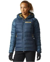 adidas Originals - Terrex Climaheat Women's Jacket In Multicolour - Lyst