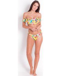 Banana Moon - , Brazilian Bikini Bottom, Yellow - Pea Corozal Women's In Yellow - Lyst