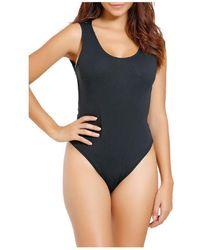 Infinie Passion - Body 00w059981 Women's Jumpsuit In Black - Lyst