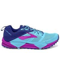Brooks - Cascadia 12 Men's Running Trainers In Multicolour - Lyst