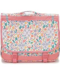 Roxy - Green Monday Girls's Briefcase In Pink - Lyst