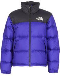 The North Face 1996 Rto Nuptse Jacket in Orange for Men - Lyst eca4d6ea3b19