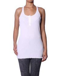 085085924ffb69 Balmain - Women s Wool Knit Tank Top Women s Vest Top In Black in ...