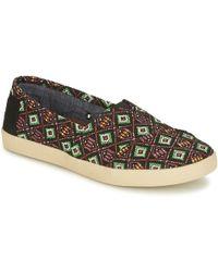 TOMS - Avalon Slip-on Women's Slip-ons (shoes) In Multicolour - Lyst