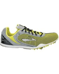 Brooks - Wire Men's Shoes (trainers) In Yellow - Lyst