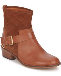 Emma Go - Lawrence Women's Mid Boots In Brown - Lyst