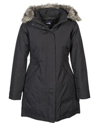 The North Face - Arctic Women's Parka In Black - Lyst