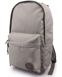 Converse - Edc Poly Backpack - Dark Stucco / River Rock Men's Backpack In Grey - Lyst