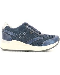 5a38d22d337d0 Lumberjack | Sw19205 002 P58 Shoes With Laces Women Blue Women's Shoes  (trainers) In