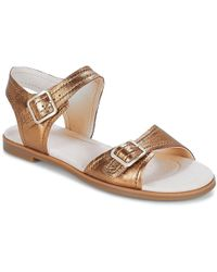 8a1896507f75b Clarks Bay Petal Womens Mule Sandals in Black - Lyst