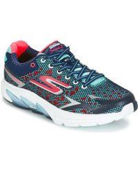 Skechers | Go Run Strada/go Meb Strada 2 Women's Shoes (trainers) In Blue | Lyst
