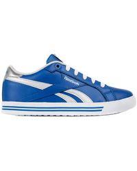 6c8068303e7 Lyst - Reebok Lx 8500 Met Men s Shoes (trainers) In Gold in Metallic ...