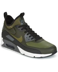 Trainers Chaussures In Homme's Winter Ultra top Mid 90 Nike high Air Max xTZ060qvU
