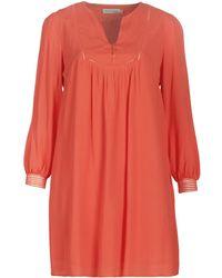 See U Soon - Garagani Women's Dress In Red - Lyst