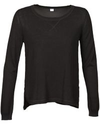 S.oliver - Frizzo Women's Jumper In Black - Lyst