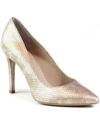 Ryłko - 9g200tmc4f Women's Court Shoes In Gold - Lyst