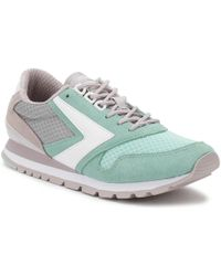 Brooks - Womens Cloud Grey/green Chariot Trainers Women's In Grey - Lyst
