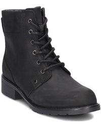 Clarks - Orinoco Spice Women's High Boots In Black - Lyst