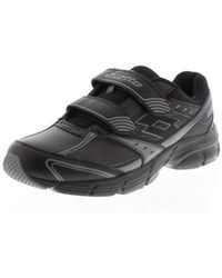 Lotto - Antares Velcro Men's Shoes (trainers) In Multicolour - Lyst