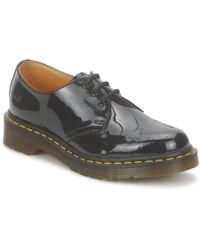 Dr. Martens - 1461 femmes Chaussures en Noir - Lyst