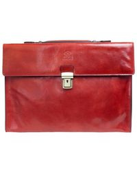 Time Resistance - Moonheart Women's Briefcase In Red - Lyst