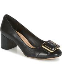 belle et charmante vente énorme professionnel de la vente à chaud ORABELLA FAME femmes Chaussures escarpins en Noir