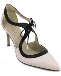 Martinelli - Navia 1271-a835s Women's Shoes Women's Court Shoes In Beige - Lyst