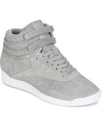 234f920ac36b1 Reebok Fabulista Mid Ii Al Shoes (high-top Trainers) in Purple - Lyst