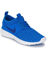 0502256fc06 Nike - Juvenate Women s Shoes (trainers) In Blue - Lyst