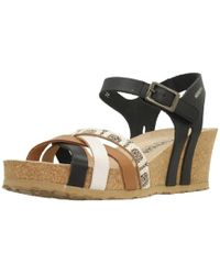 Mephisto - P5126086 Women's Sandals In Black - Lyst