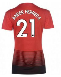 a14933c0c Adidas 2018-19 Man Utd Away Mini Kit (ander Herrera 21) Women s In ...